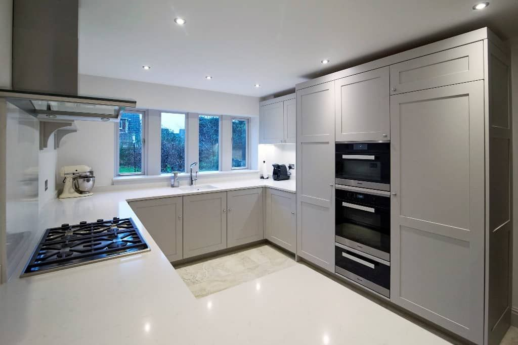 Best Image Result For Contemporary Shaker Style Kitchen 400 x 300