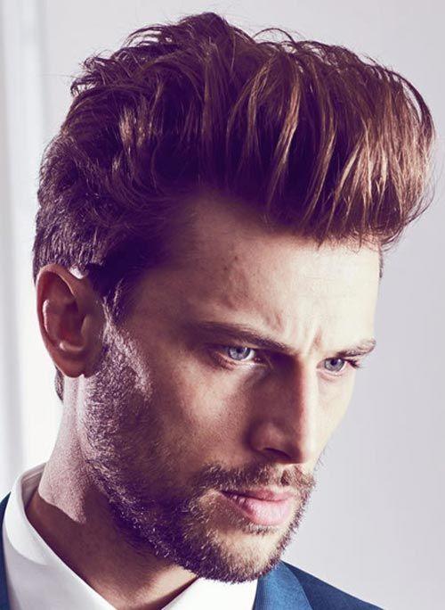 pompadour haircut ideas