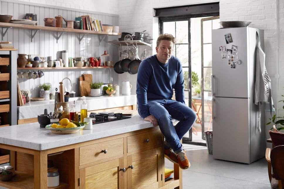 Pin By Clayton Builders On Ok Jamie Oliver Kitchen Kitchen Interior Home Kitchens