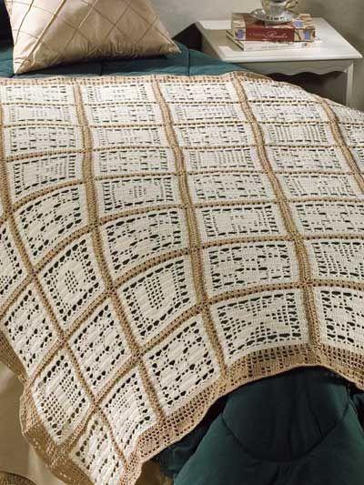 ABC Decke | häkeln | Pinterest | Deckchen und Decken