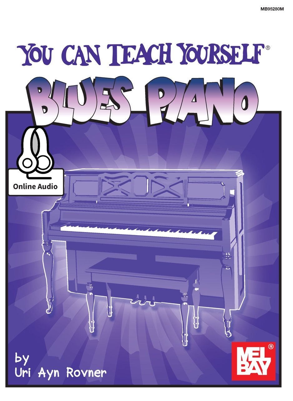 You Can Teach Yourself Blues Piano , sponsored,