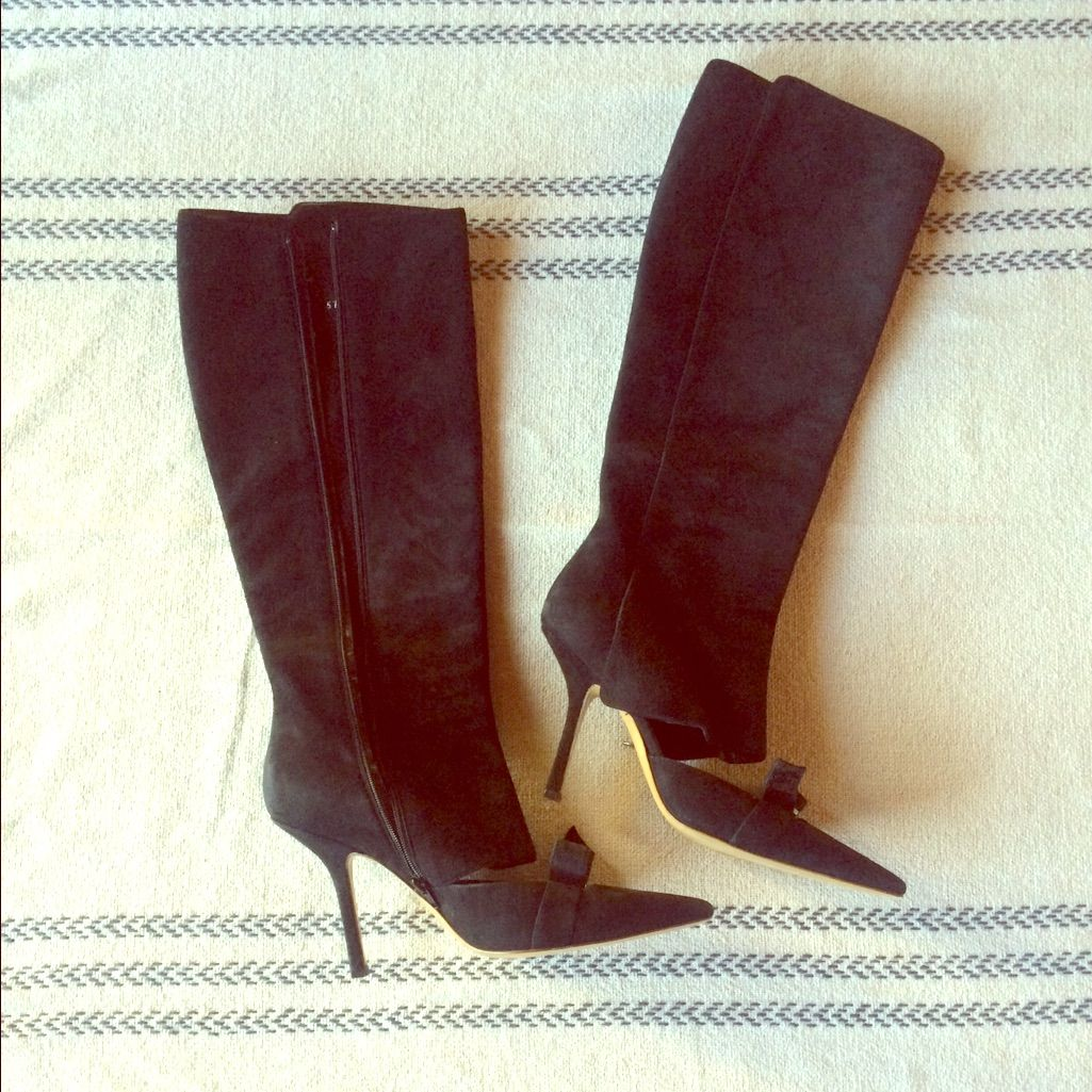 31976b32a26b Michel Perry Vintage Boots from Paris