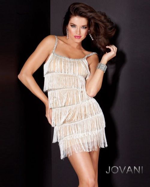 Fringe Cocktail Dress, Style 3983 | Cool stuff to buy | Pinterest ...