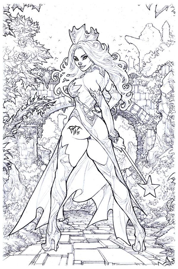 Grimm Fairy Tales OZ By Pantdeviantart On DeviantART