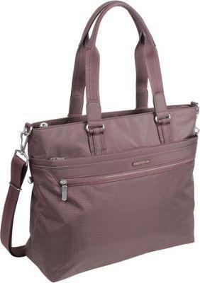 64436e3a1 Beside-U Luisa Tote Iron Brown - via eBags.com! | Luggage | Laptop ...