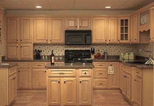 Natural Maple Kitchen Cabinets Natural Maple Cabinet Kitchen R Witherspoon