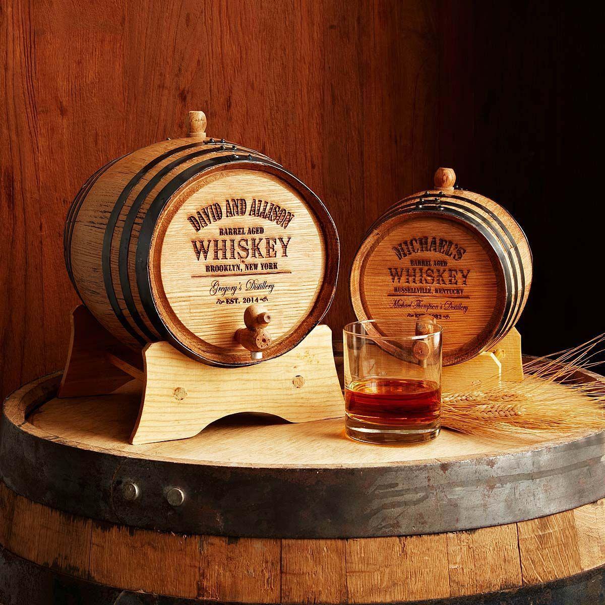 Home Depot Whiskey Barrels