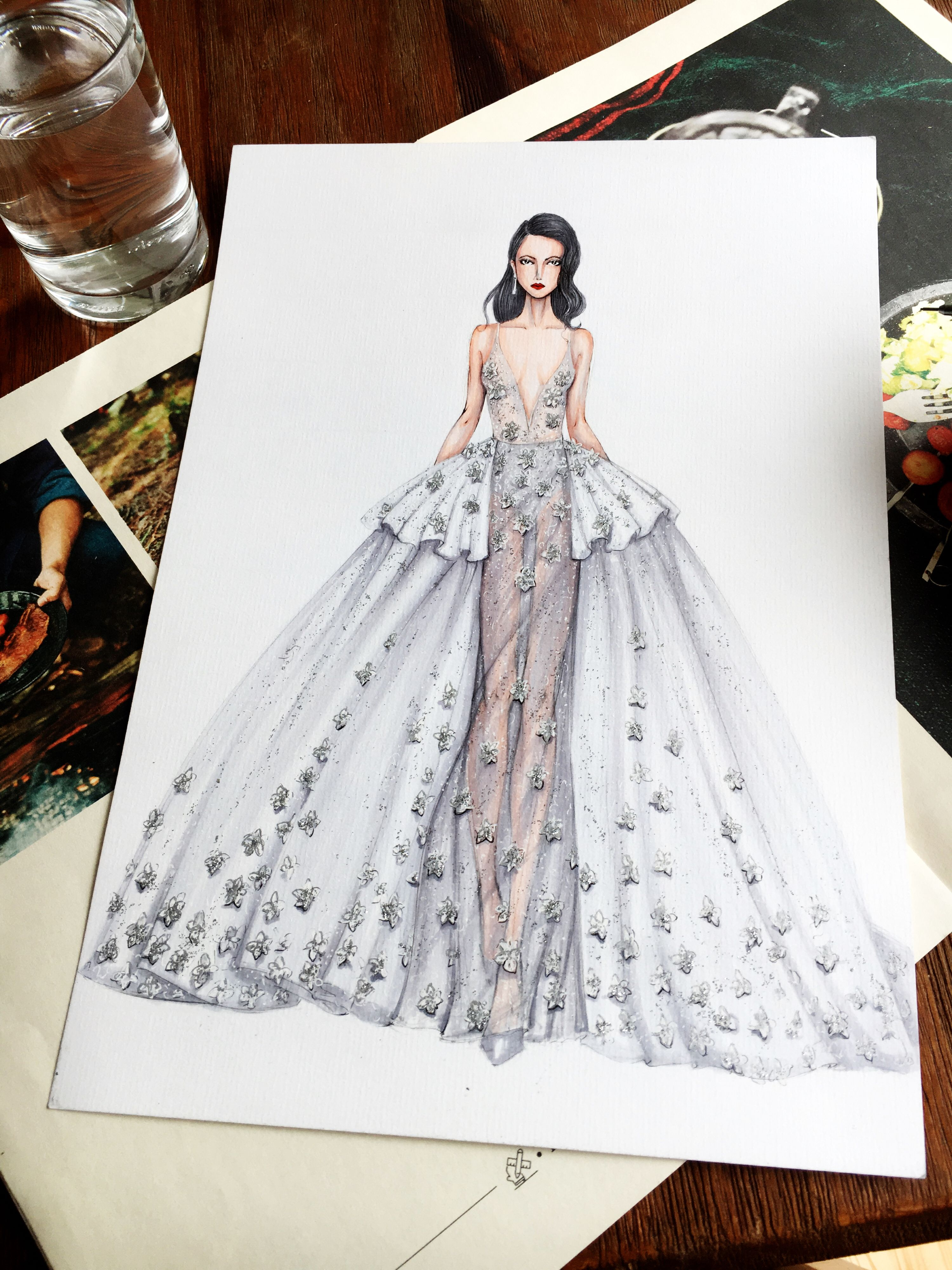 design fashion illustration fashion sketches fashion