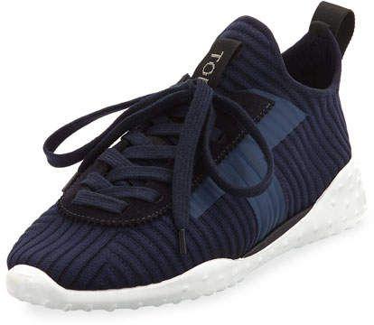 4081ea19db2 Tod s Stretch-Knit Sneaker