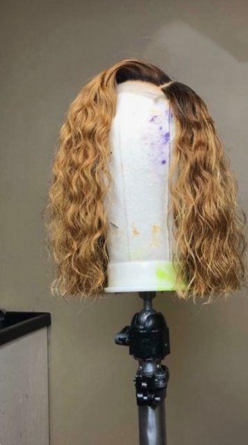 Whatsapp 86 18663971233 Type Human Hair Wigs Hair 100 Human Hair Texture Bob Lace Color Transparent Hair Density 150 En 2020 Coiffure Afro Coiffure Perruque