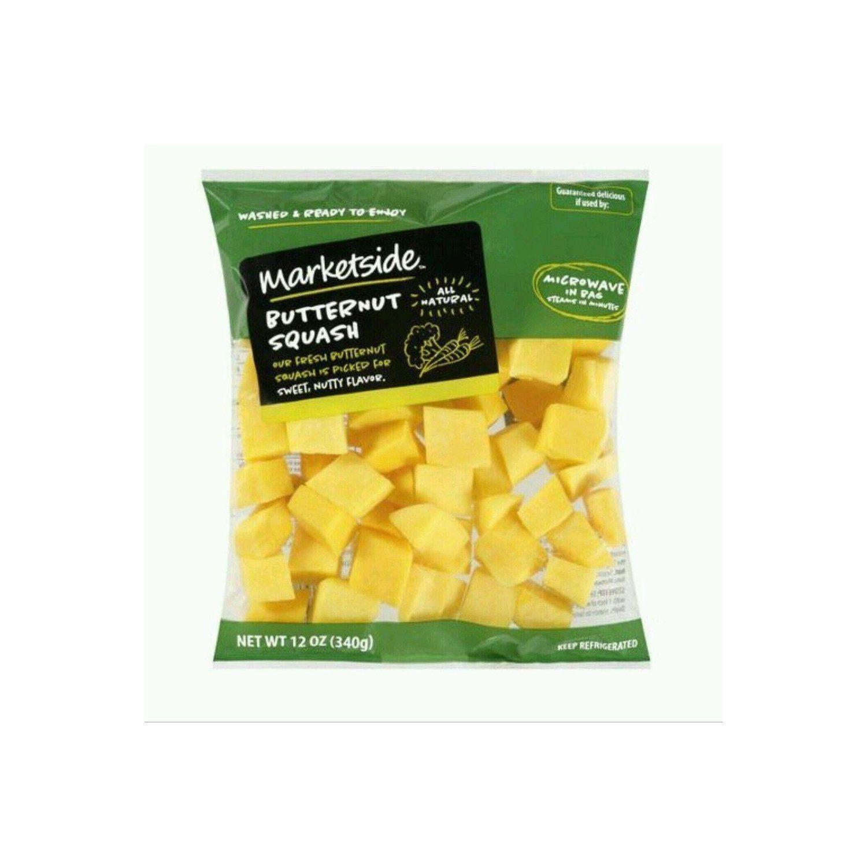 Marketside Butternut Squash Microwaveable Bag