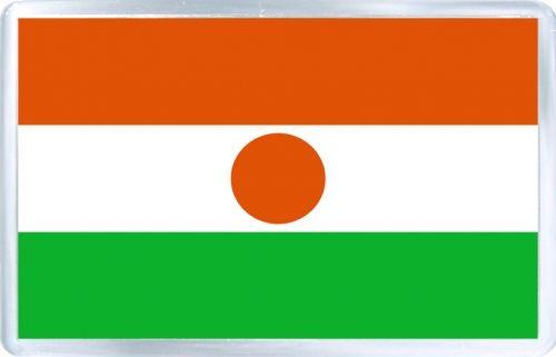 Acrylic Fridge Magnet Niger Flag Of Niger Flags Of The World Flag National Symbols