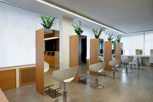 PEPE Hairstylist interior by Marco Verrando9 Best Interior