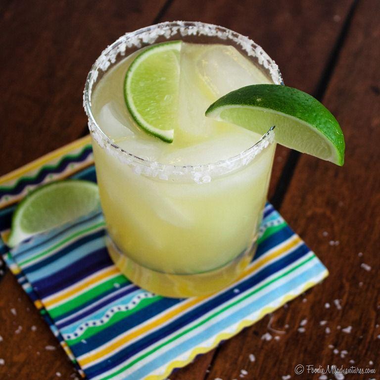 Skinny Margarita, Margarita