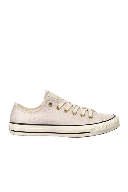 Femme Baskets mode | Converse CHUCK TAYLOR ALL STAR OX Ecru