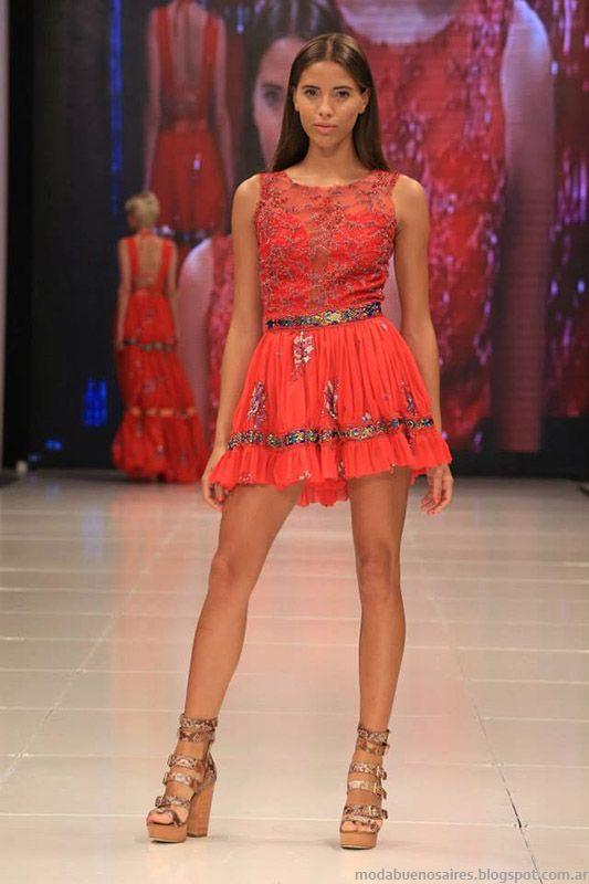 Vestidos de fiesta cortos en argentina
