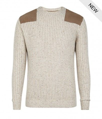 Woodville Crew Jumper, Men, New, AllSaints Spitalfields