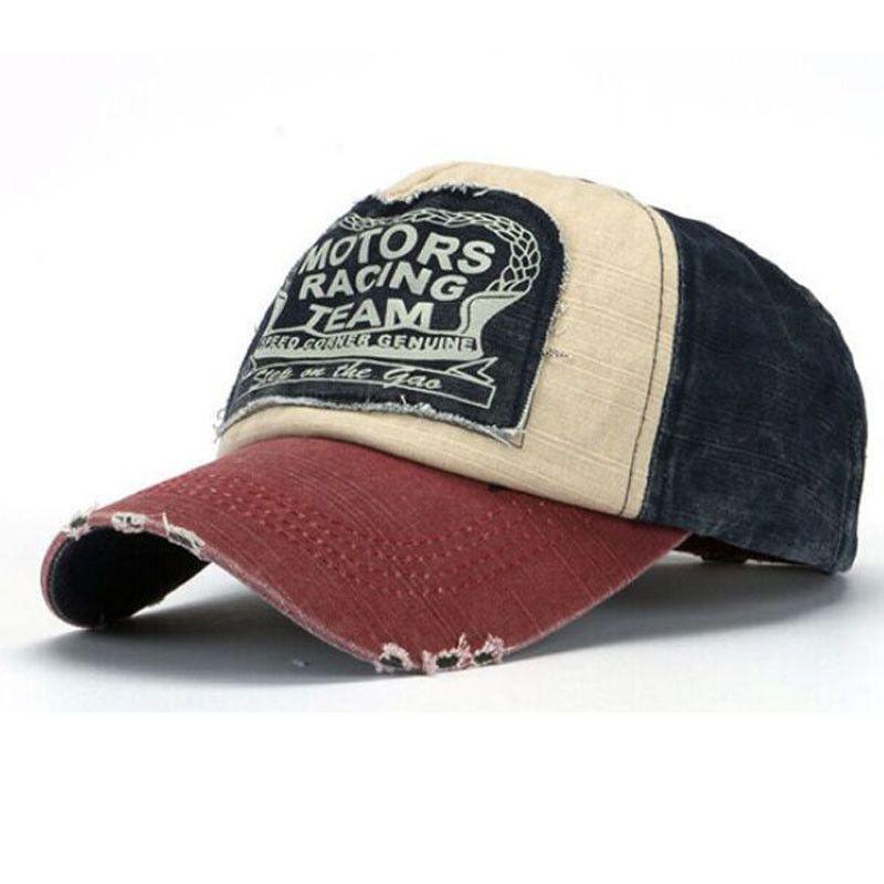 41f5aa2904f4b9 Classic Baseball Cap Style - Racing Hat - Motor Racing Team Genuine Redneck  Gear #Classic #BaseballCap