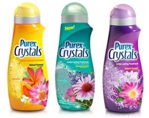 Purex Crystals - this product is free of MCI/MI which is great for those who are allergic; however, it is NOT all natural. It does contain other chemicals that are concerning....Scored a C with the EWG.