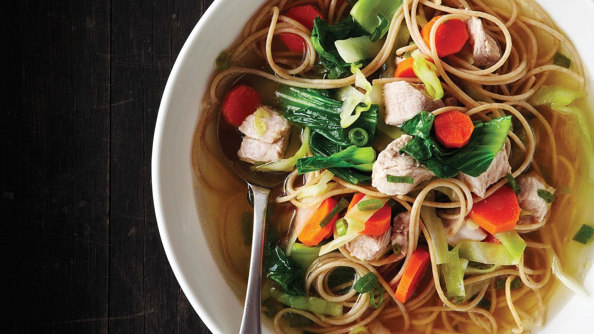 Chinese New Year's Soup Recipe Healthy entrees