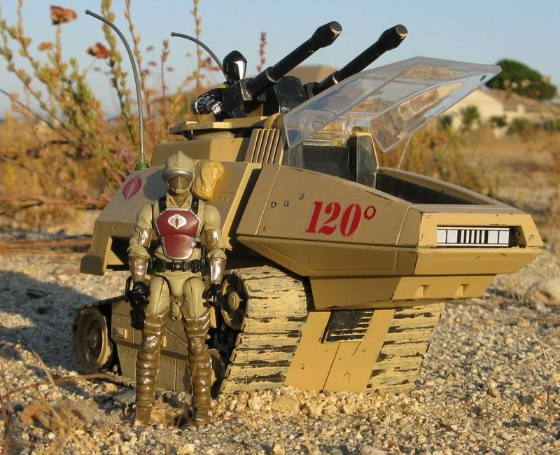 Gi Joe hiss tanks   HISS-Tank-27 The Official Build-A-Custom HISS Tank Contest Update