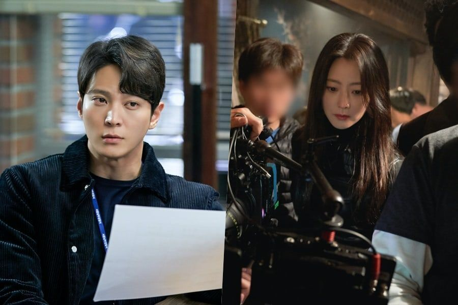 "Joo Won Shares What Drew Him To His Role In ""Alice"" + Kim Hee Sun Prepares To Take On Action Sci-Fi Genre"