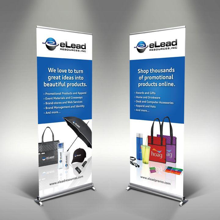 eLead Resources Event (Trade Show) Banner Design #design #event ...