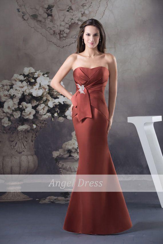 Long Prom Dress/Prom Dress/ Elegant Evening Gown by angeldress2014, $102.00