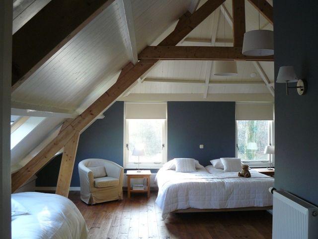 De blauwe bok is een groot en luxe vakantiehuis geschikt voor maximaal 12 personen het is een - Slaapkamer jaar oud ...