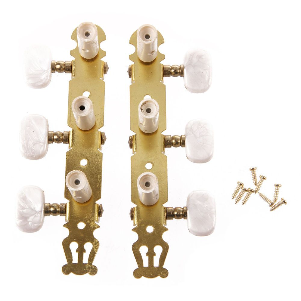 Guitar Tuning Keys Pegs Machine Heads Tuner Classical Acoustic Set Accessories Unbranded Tuningpegs Guitar Tuning Guitar Pegs Classical Guitar