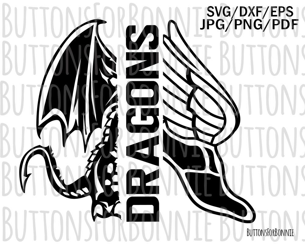 lacrosse Dragons svg volleyball iron on softball football baseball lions shirt font tail swoosh svg basketball soccer