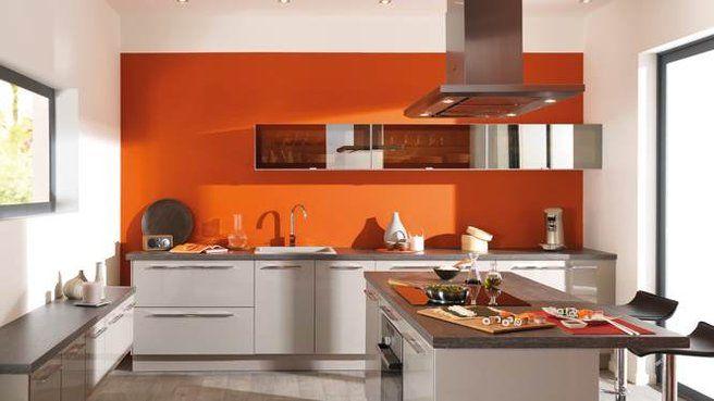Kitchen Design Orange Comment Utiliser Les Couleurs De L'automne Dans La Maison