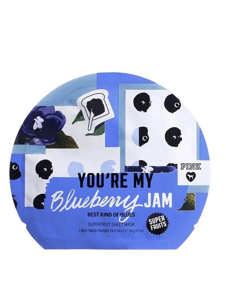 eea7b2c800ab2 Details about victoria's secret pink You're My Blueberry Ja ...