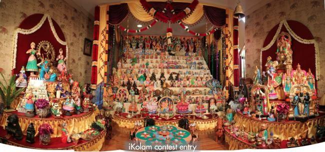 Navarathri Special Golu Dream Home Golu Pinterest Dolls