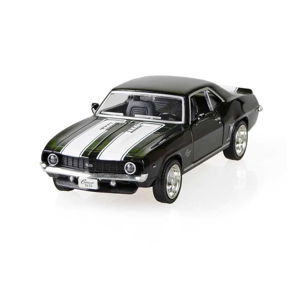 Toys car for kids  Camaro SS  Black  alloy model car Kids Toys Cars Diecast