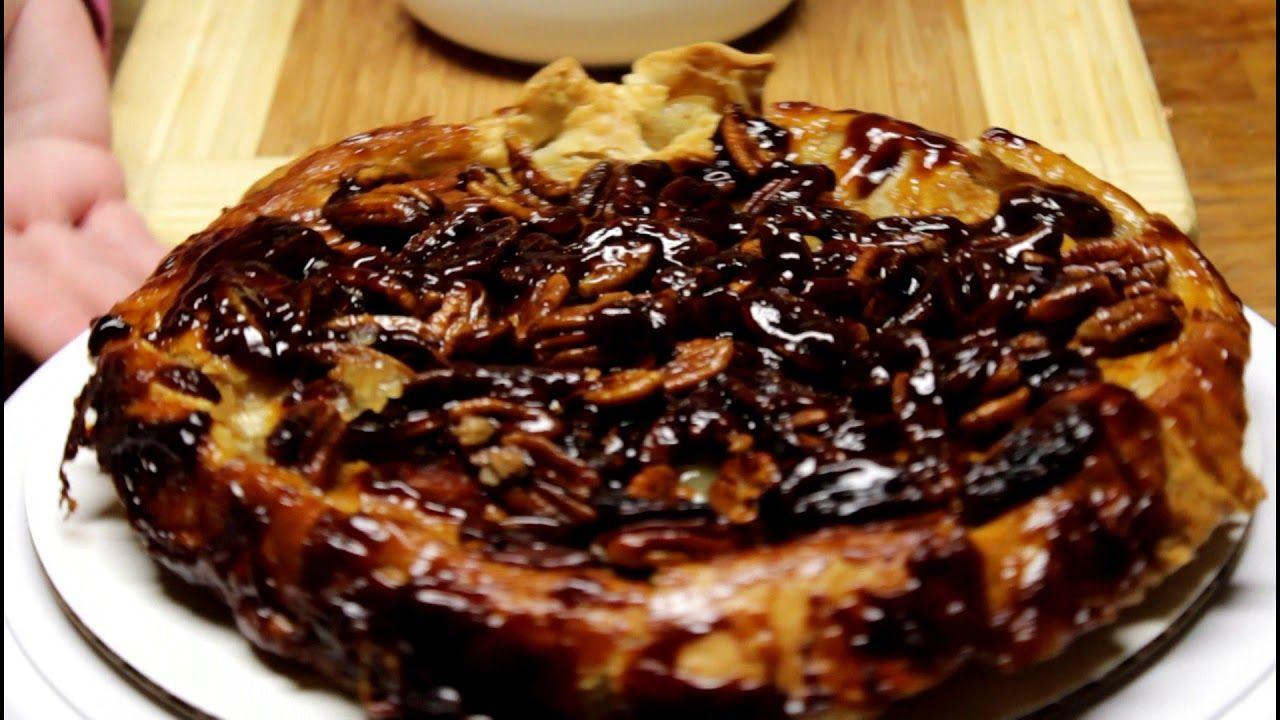 Upside Down Apple Pie! Fruit recipes, Food to make