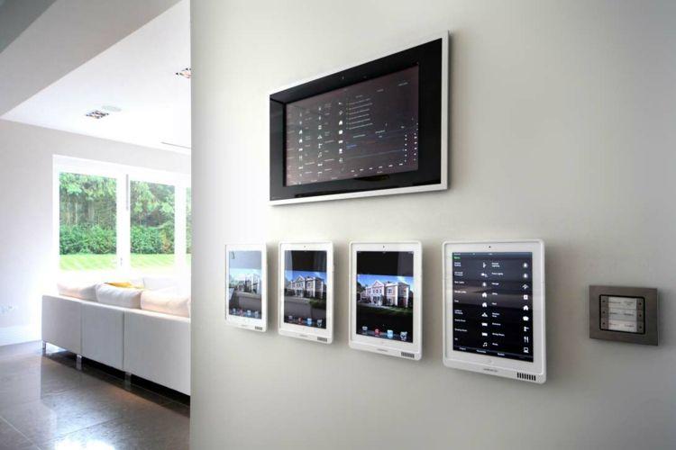 Smart Home Systeme für smart home systeme gibt es viele gute anbieter technologie