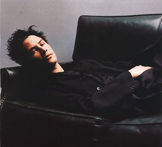 Keanu Sitting On Couch