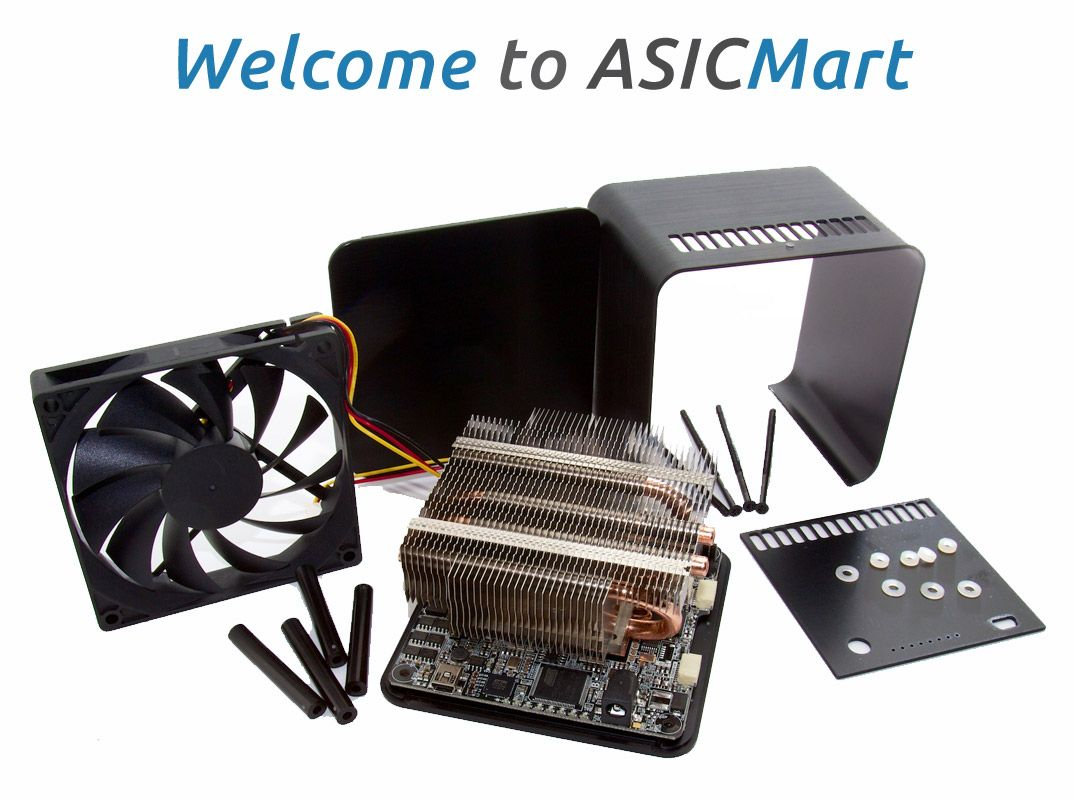 Bitcoin Mining Hardware for Sale - ASIC Miners - SCRYPT