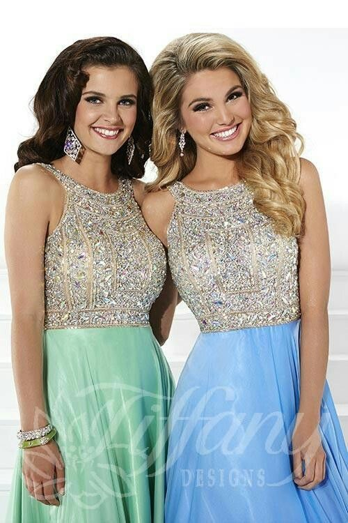 My Prom Dress Is On The Left So Excited For Rustic Romance