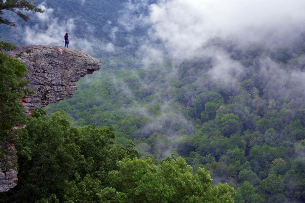 HawksbillCrag USA For further information a map photos http