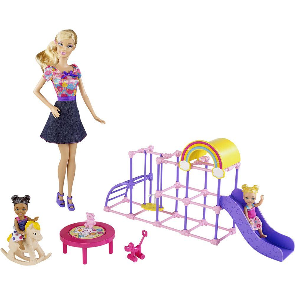 Barbie Quero ser Professora do Jardim de Infância