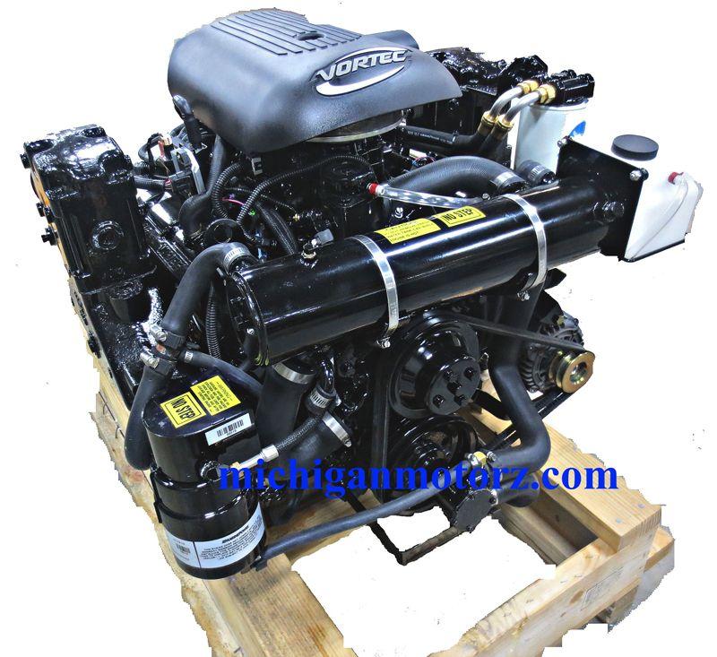 4.3L Complete Engine Package FUEL INJECTION (INBOARD Or V