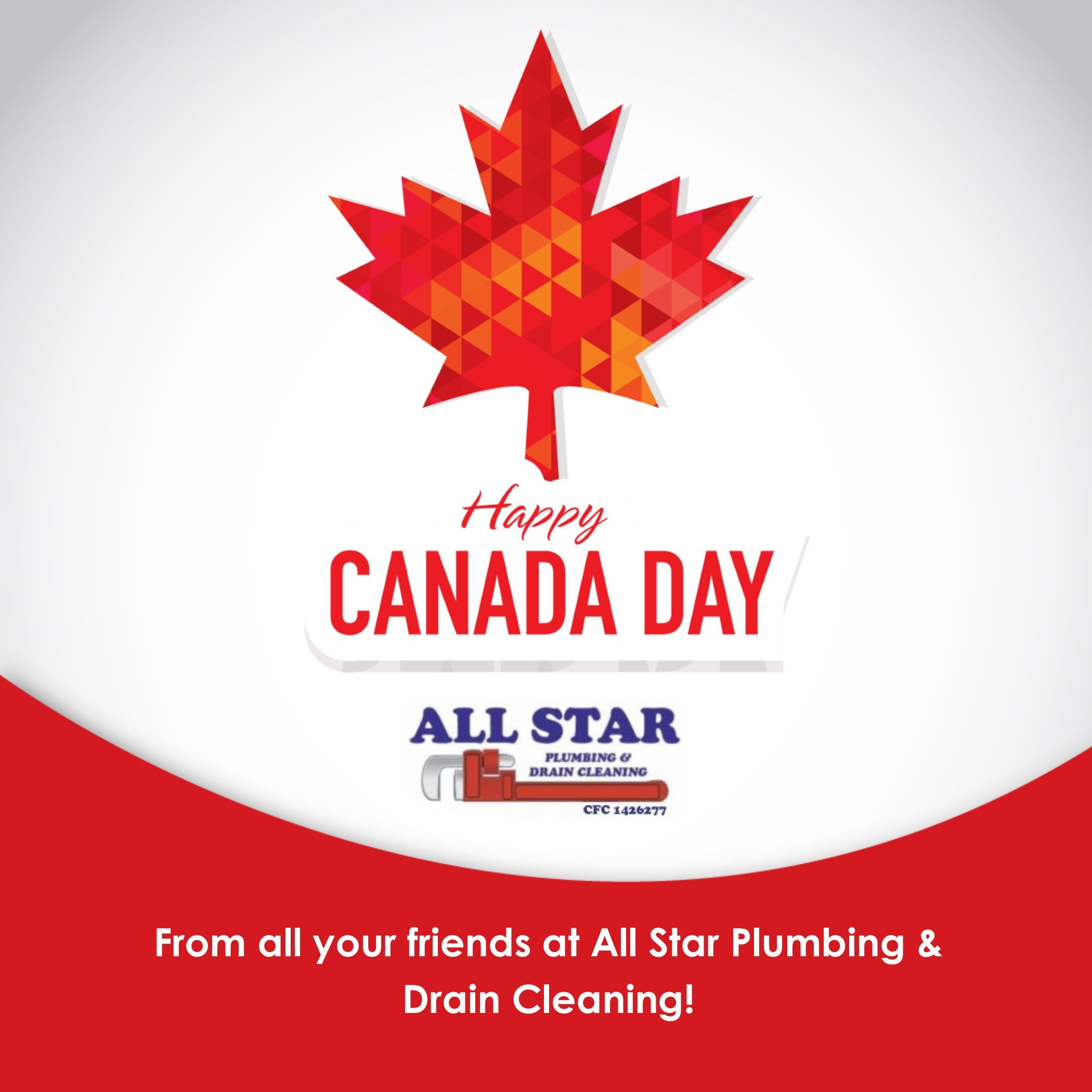 Happy Canada Day To All Of Our Canadian All Star Family Funfact