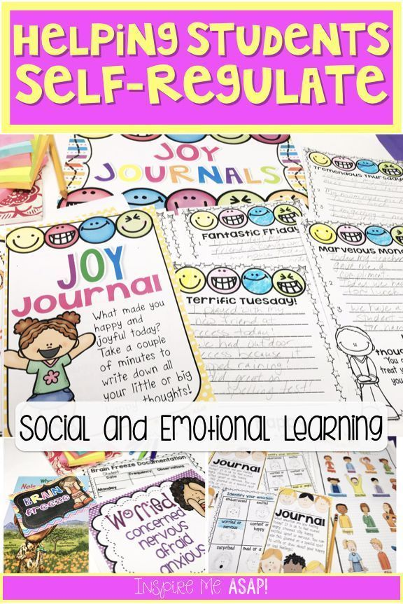 Joy Journals - Social Emotional Learning Are you looking for strategies and tools to teach your stu