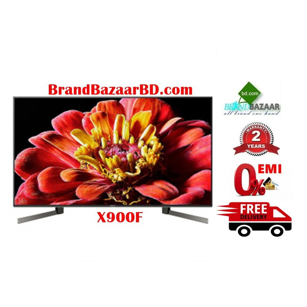 Sony 55 X900f Smart 4k Ultra Hd Hdr Android Tv In 2019 Brand