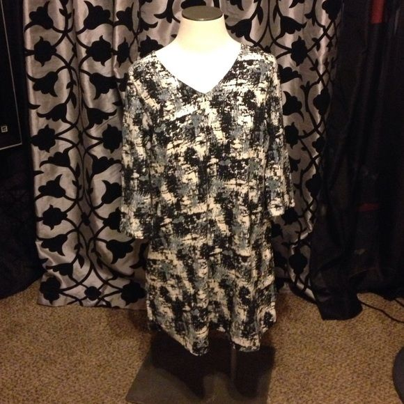 2a4b8651658 Sienna sky dress Brand new !! 100 polyester!!! Sienna sky Dresses Midi