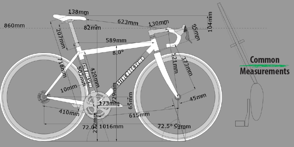 A Very Best Guide On How To Measure Bike Frame Bike Frame