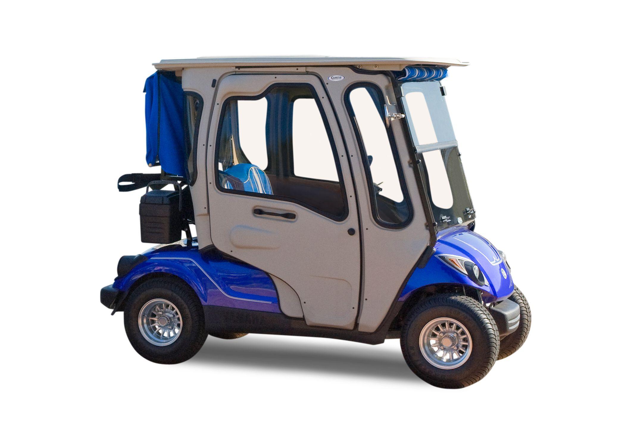 Curtis Cab Hard Door Enclosure Golf Cart  sc 1 st  Pinterest & Curtis Cab Hard Door Enclosure Golf Cart | Golf Cart Enclosures ...