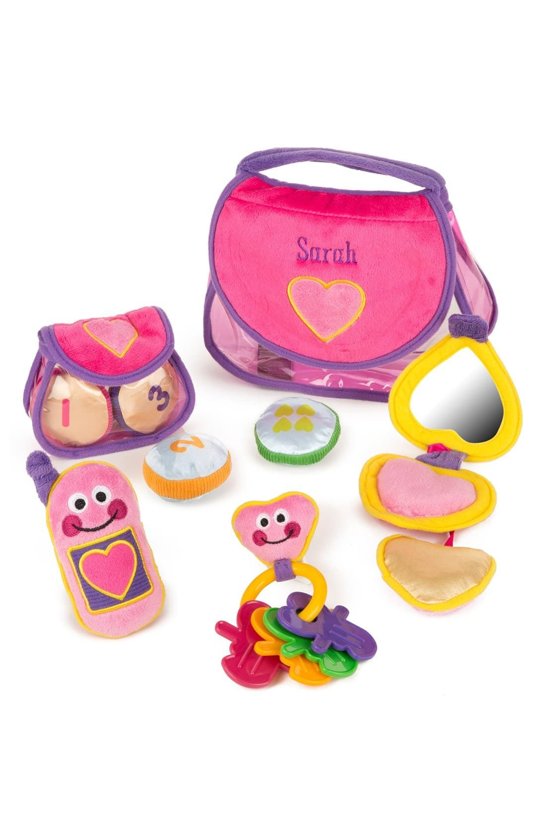 Toddler Girl's Melissa & Doug Personalized 'Fill & Spill